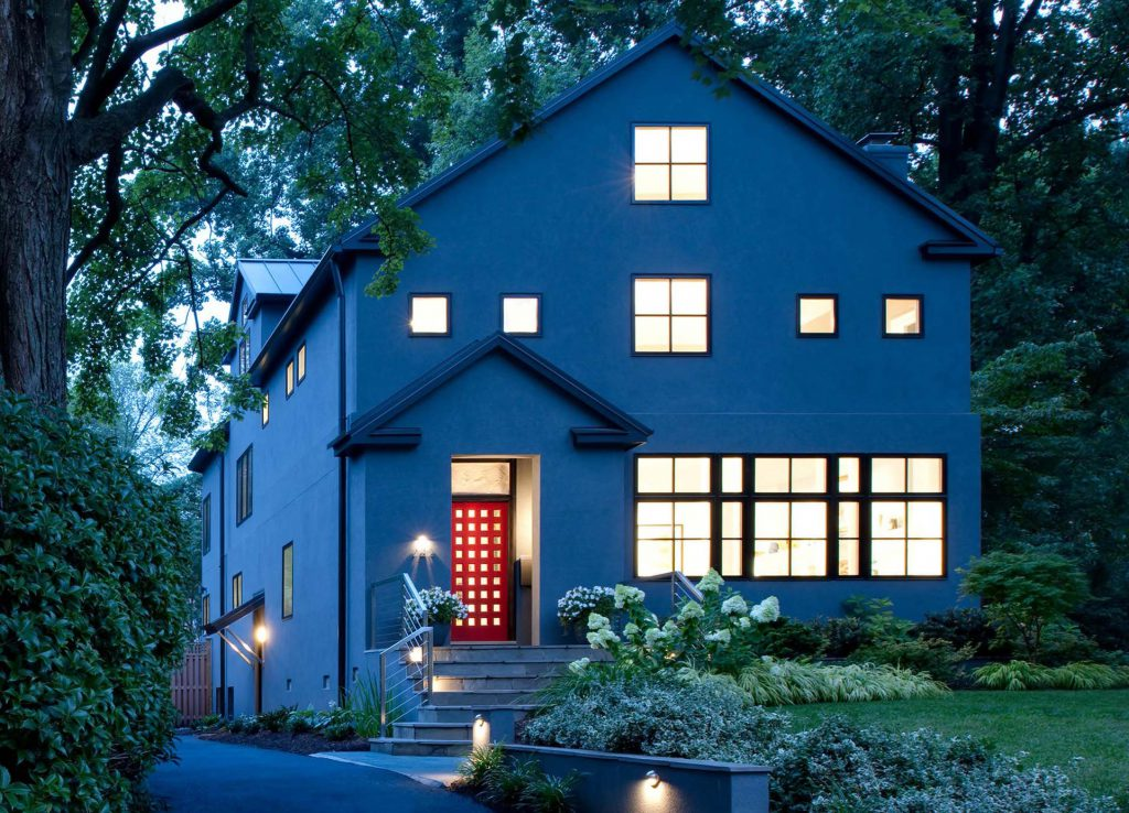 Carnemark design + build, Washington DC modern sustainably designed addition
