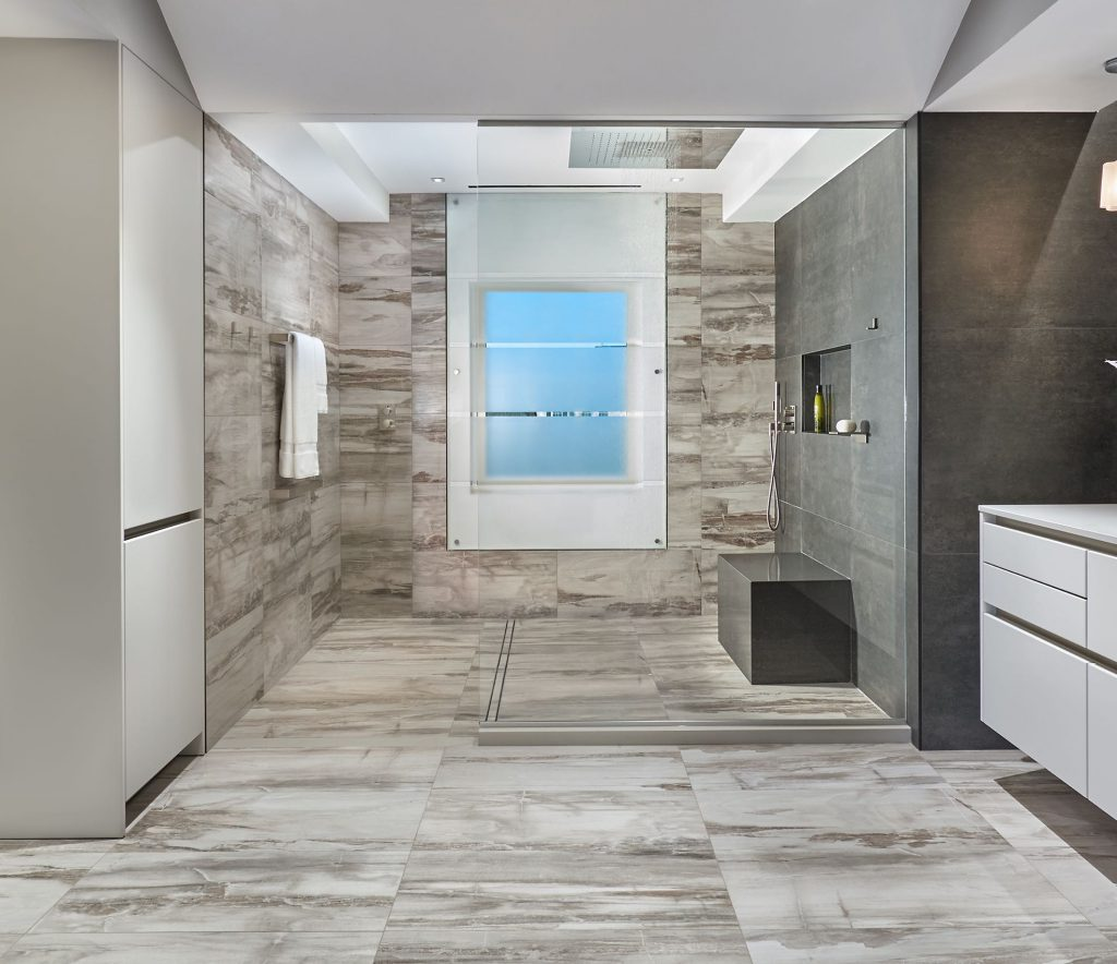 Washington, DC luxury bathroom remodel