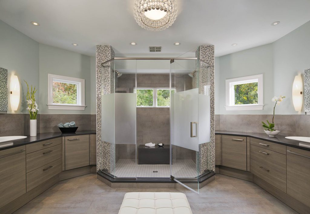 Washington DC luxury bathroom renovation