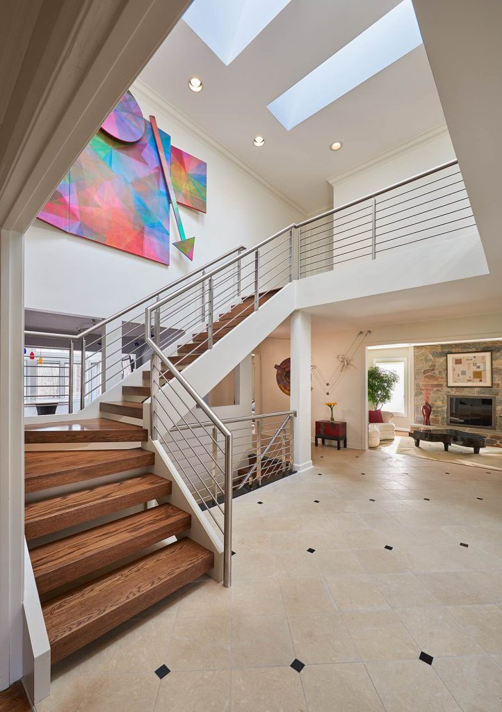 Upstairs Downstairs Carnemark